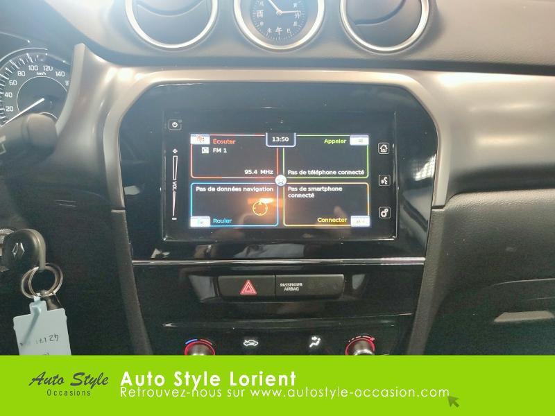 Suzuki VITARA 1.0 Boosterjet 111ch Avantage Gris occasion à LANESTER - photo n°8
