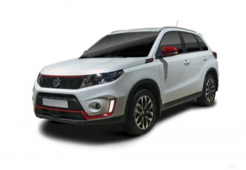 Suzuki VITARA 1.0 Boosterjet 111ch Style Blanc occasion à NOISY-LE-GRAND