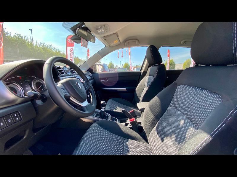 Suzuki VITARA 1.4 Boosterjet Hybrid 129ch Privilège  occasion à Garges-lès-Gonesse - photo n°5