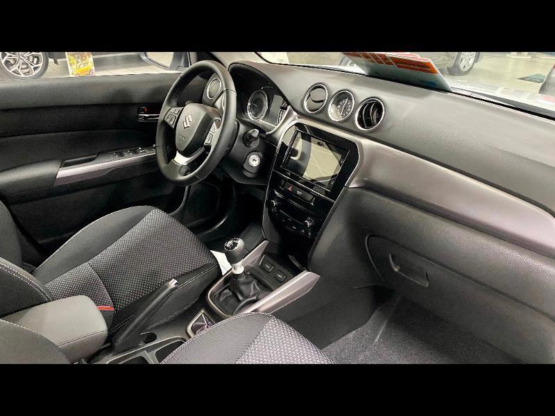 Suzuki VITARA 1.4 Boosterjet Hybrid 129ch Privilège Blanc occasion à Garges-lès-Gonesse - photo n°5