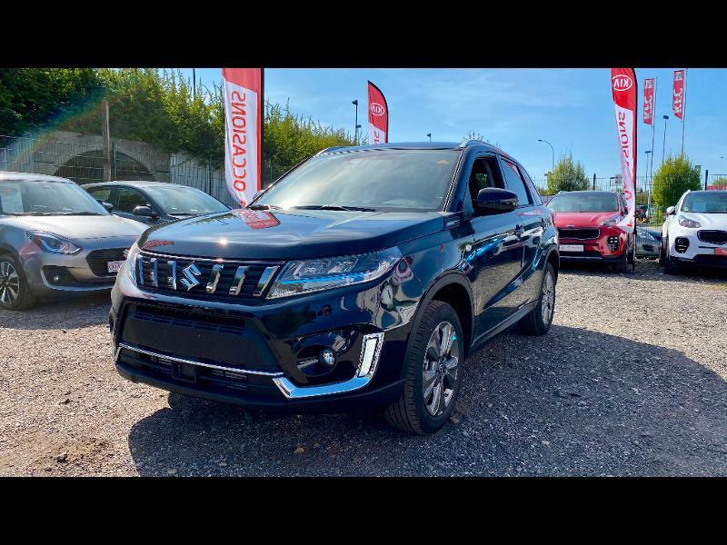 Suzuki VITARA 1.4 Boosterjet Hybrid 129ch Privilège  occasion à Garges-lès-Gonesse - photo n°2