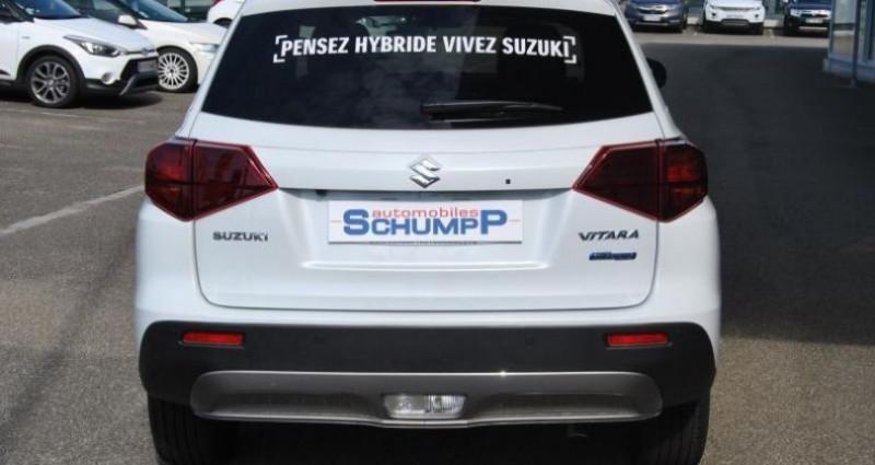 Suzuki VITARA 1.4 BOOSTERJET HYBRID STYLE  occasion à HAGUENEAU - photo n°6