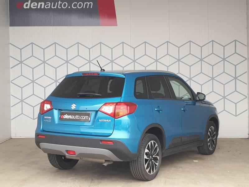 Suzuki VITARA 1.6 DDiS Pack Bleu occasion à Marmande - photo n°2