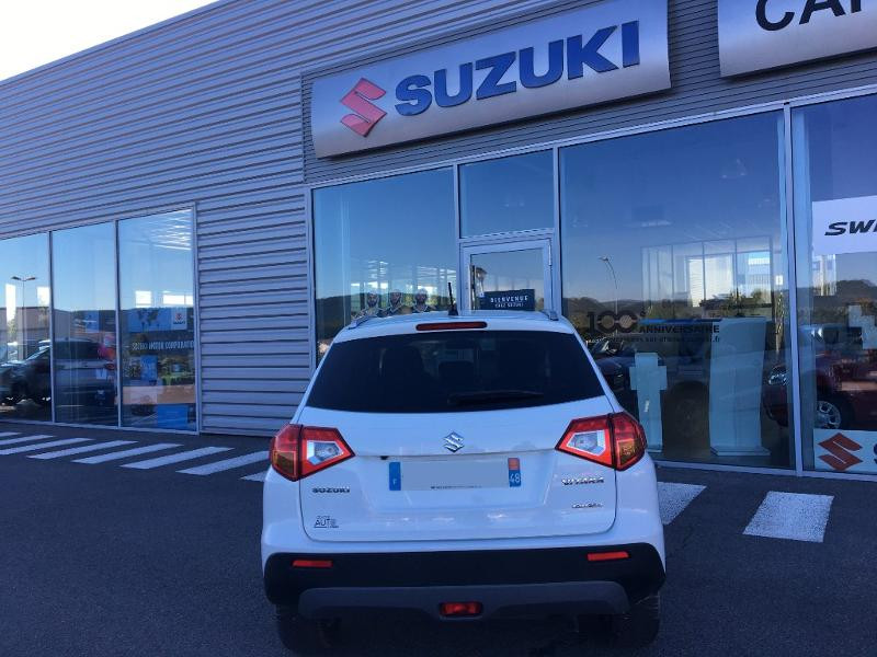 Suzuki VITARA 1.6 DDiS Privilège AllGrip  occasion à Mende - photo n°4