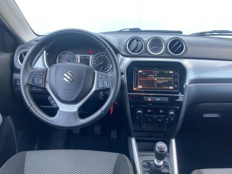 Suzuki VITARA 1.6 DDiS Privilège  occasion à Saint-Brieuc - photo n°7