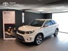 Suzuki VITARA 1.6 VVT Pack Auto Blanc 2016 - annonce de voiture en vente sur Auto Sélection.com
