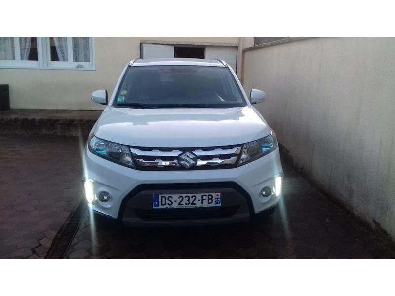 Suzuki VITARA Pack Allgrip urban Blanc occasion à Nangis