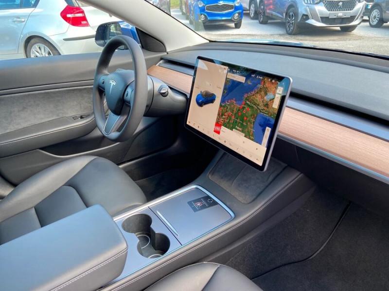 Tesla Model 3 LONG RANGE AWD Bleu occasion à Lescure-d'Albigeois - photo n°9