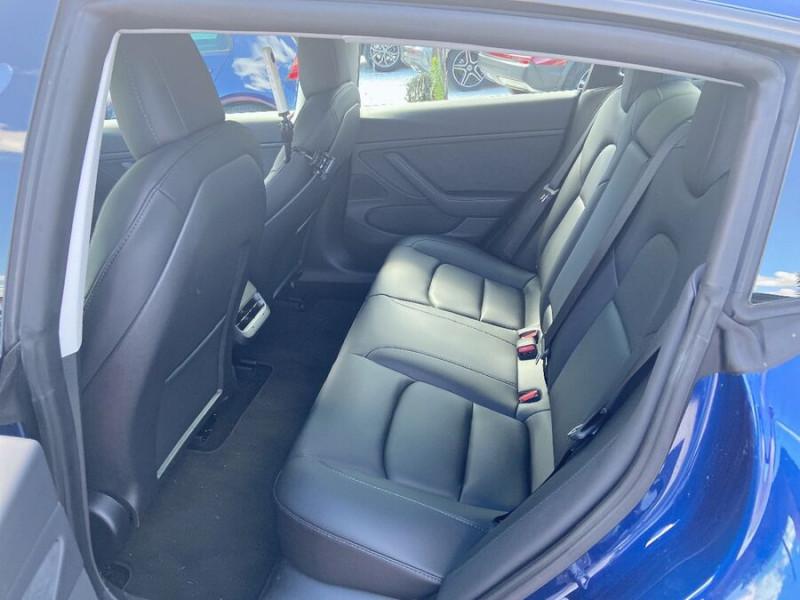Tesla Model 3 LONG RANGE AWD Bleu occasion à Lescure-d'Albigeois - photo n°4