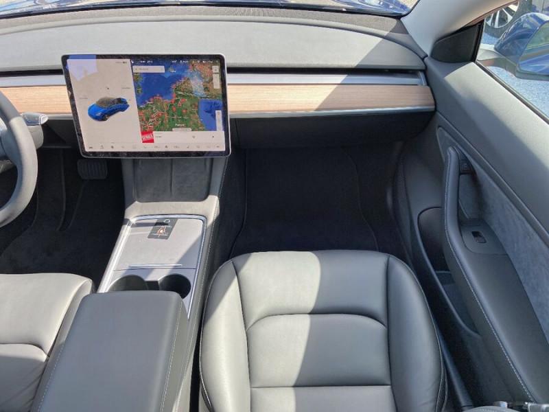 Tesla Model 3 LONG RANGE AWD Bleu occasion à Lescure-d'Albigeois - photo n°12