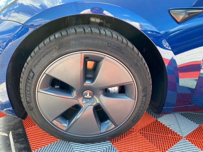 Tesla Model 3 LONG RANGE AWD Bleu occasion à Lescure-d'Albigeois - photo n°18