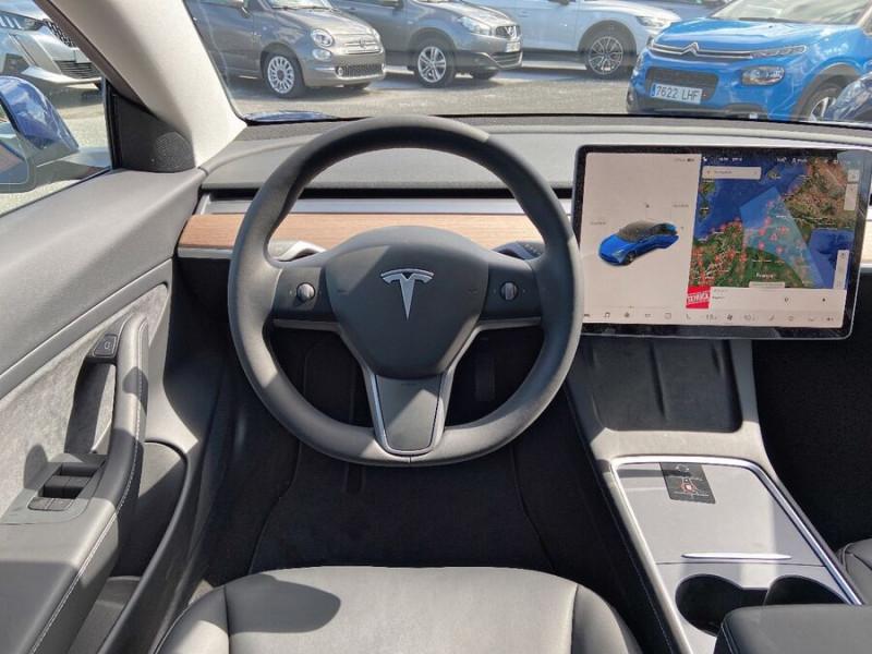 Tesla Model 3 LONG RANGE AWD Bleu occasion à Lescure-d'Albigeois - photo n°11