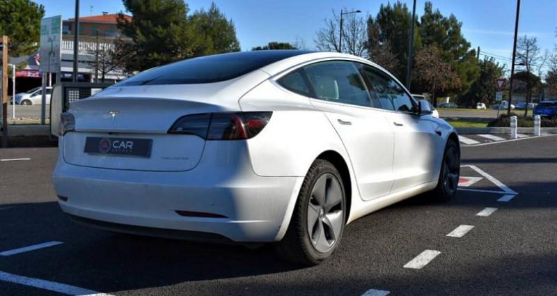 Tesla Model 3 Long Range Dual Motor 351Ch ! GARANTIE ! Blanc occasion à ANTIBES - photo n°5