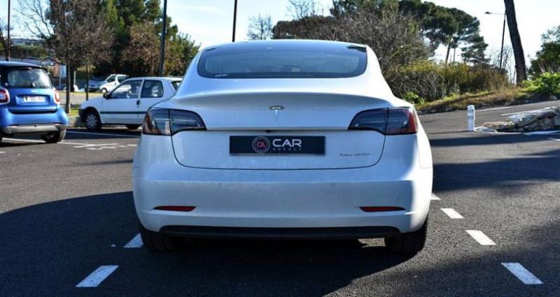 Tesla Model 3 Long Range Dual Motor 351Ch ! GARANTIE ! Blanc occasion à ANTIBES - photo n°6