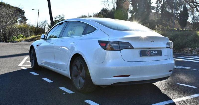 Tesla Model 3 Long Range Dual Motor 351Ch ! GARANTIE ! Blanc occasion à ANTIBES - photo n°7