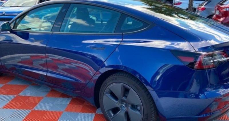 Tesla Model 3 Long Range Dual Motor AWD Bleu occasion à GASSIN - photo n°5