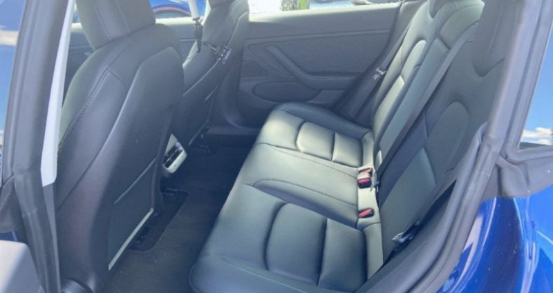 Tesla Model 3 Long Range Dual Motor AWD Bleu occasion à GASSIN - photo n°7