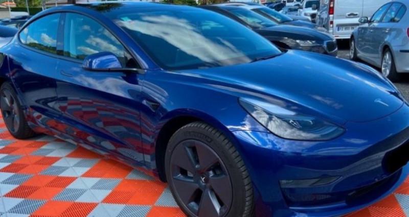 Tesla Model 3 Long Range Dual Motor AWD Bleu occasion à GASSIN