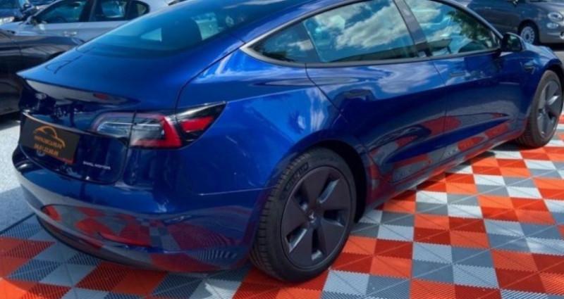 Tesla Model 3 Long Range Dual Motor AWD Bleu occasion à GASSIN - photo n°3