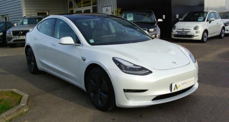 Tesla Model 3 Long Range Dual Motor AWD Blanc occasion à SAINT MAXIMUM