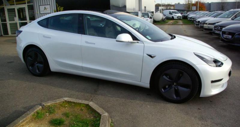 Tesla Model 3 Long Range Dual Motor AWD Blanc occasion à SAINT MAXIMUM - photo n°5