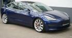 Tesla Model 3 Performance PUP AWD Upgrade Bleu à Boulogne-Billancourt 92