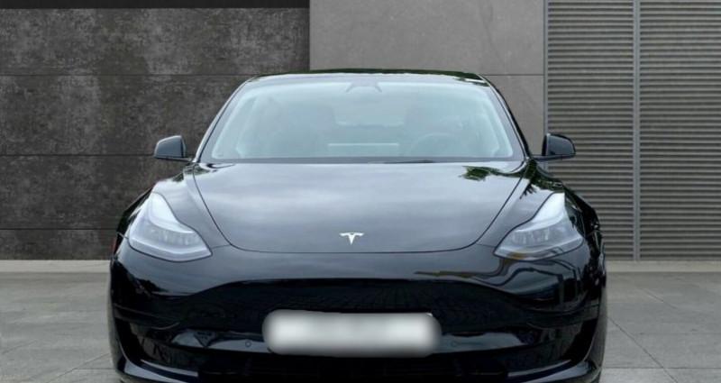 Tesla Model 3 Standard RWD Plus Noir occasion à Boulogne-Billancourt - photo n°2