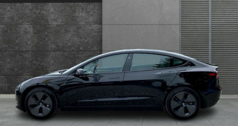 Tesla Model 3 Standard RWD Plus Noir occasion à Boulogne-Billancourt - photo n°4