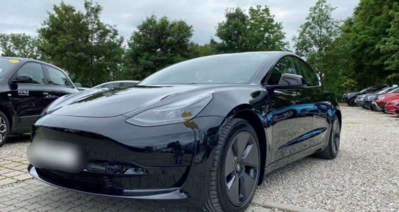 Tesla Model 3 Standard RWD Plus Noir occasion à Boulogne-Billancourt - photo n°6