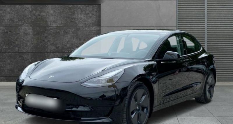 Tesla Model 3 Standard RWD Plus Noir occasion à Boulogne-Billancourt