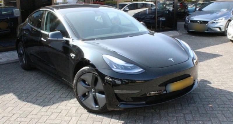 Tesla Model 3 Standard RWD Plus Noir occasion à Boulogne-Billancourt - photo n°7