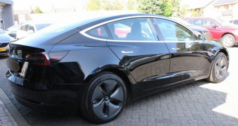 Tesla Model 3 Standard RWD Plus Noir occasion à Boulogne-Billancourt - photo n°3
