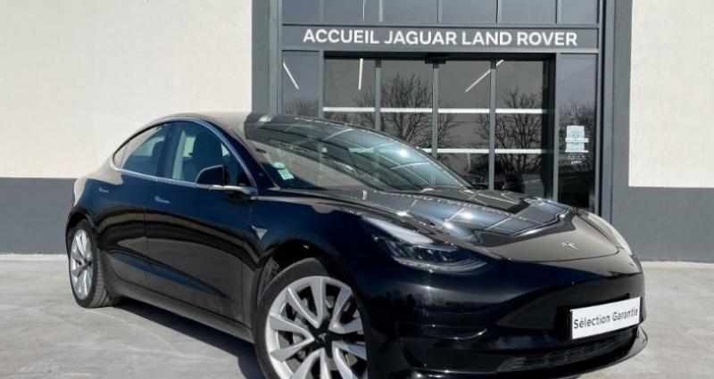Tesla Model 3 Standard RWD Plus Noir occasion à Saint Ouen L'Aumône