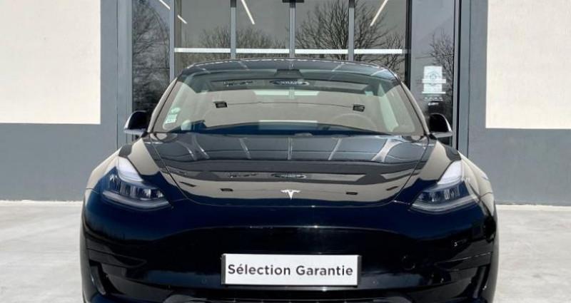 Tesla Model 3 Standard RWD Plus Noir occasion à Saint Ouen L'Aumône - photo n°2