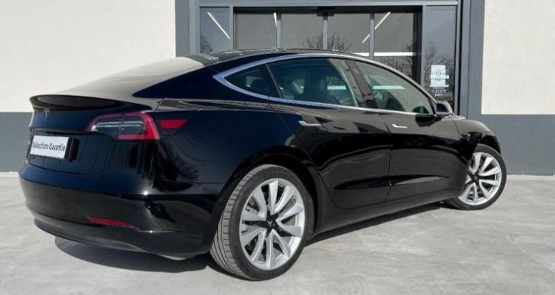Tesla Model 3 Standard RWD Plus Noir occasion à Saint Ouen L'Aumône - photo n°4