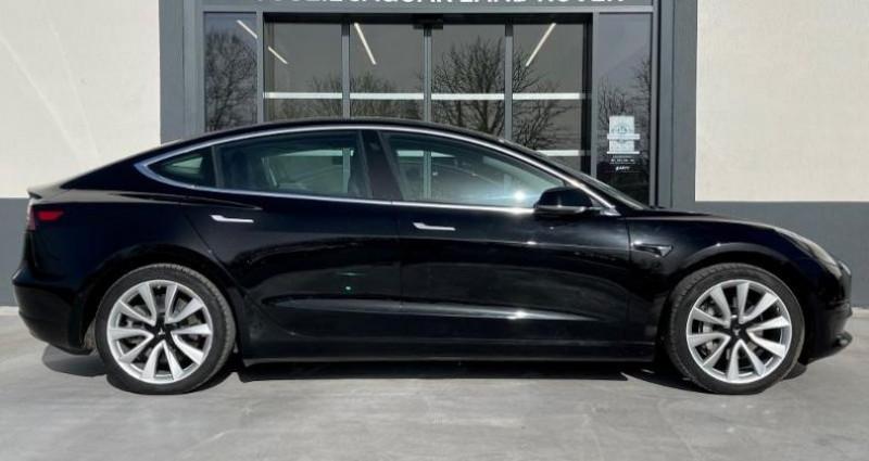 Tesla Model 3 Standard RWD Plus Noir occasion à Saint Ouen L'Aumône - photo n°5