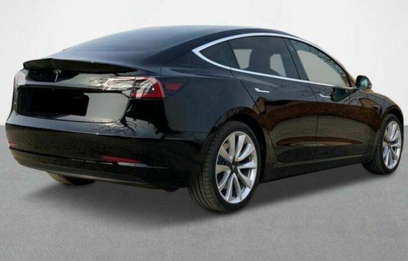 Tesla Model 3 STANDARD RWD PLUS Noir occasion à Villenave-d'Ornon - photo n°4