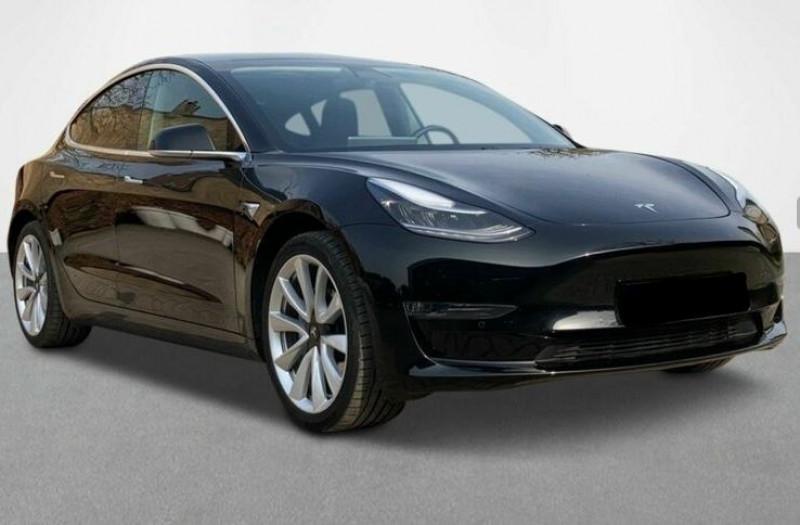 Tesla Model 3 STANDARD RWD PLUS Noir occasion à Villenave-d'Ornon - photo n°3