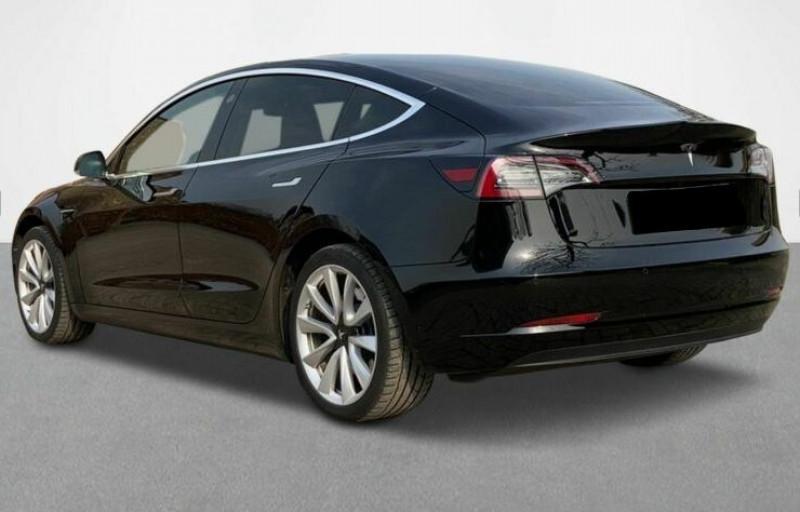 Tesla Model 3 STANDARD RWD PLUS Noir occasion à Villenave-d'Ornon - photo n°2