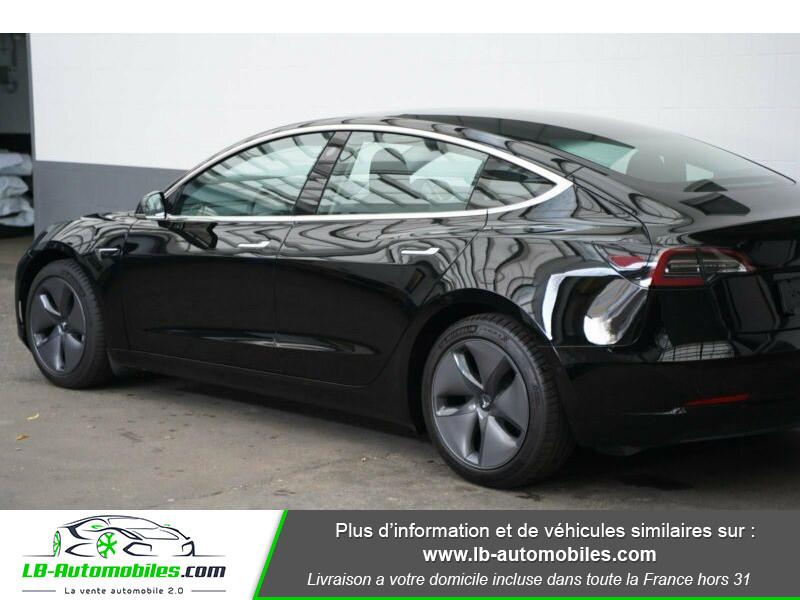 Tesla Model 3 standart  plus range Noir occasion à Beaupuy - photo n°3