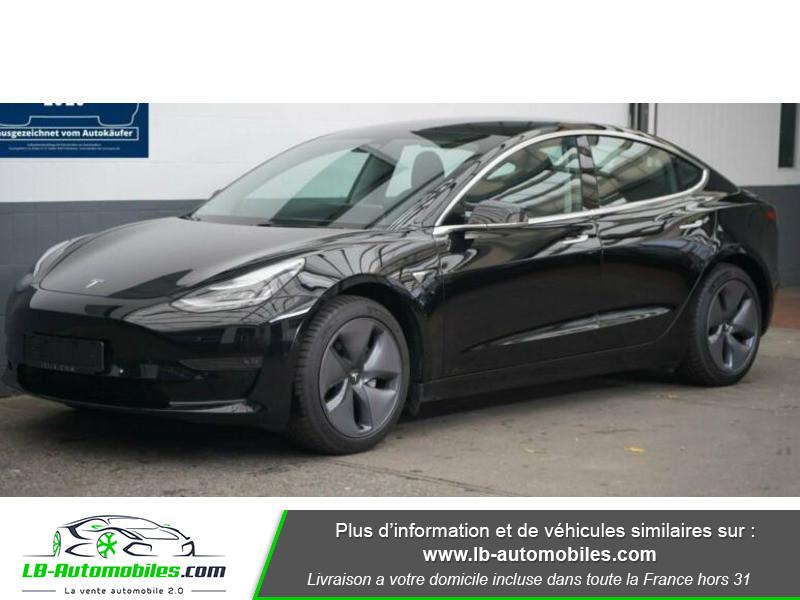 Tesla Model 3 standart  plus range Noir occasion à Beaupuy