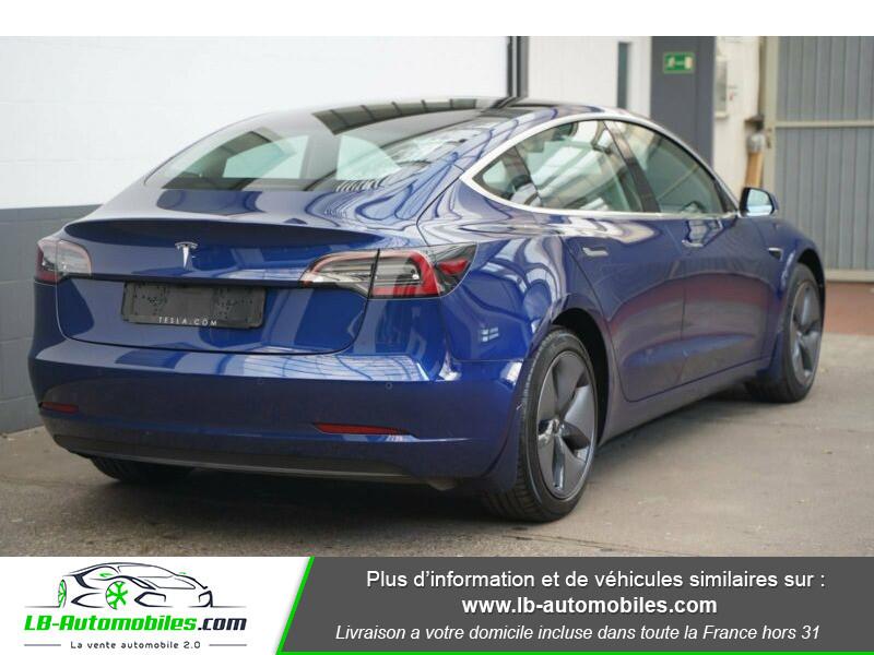 Tesla Model 3 standart plus range Bleu occasion à Beaupuy - photo n°3