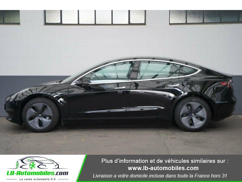 Tesla Model 3 standart  plus range Noir occasion à Beaupuy - photo n°12