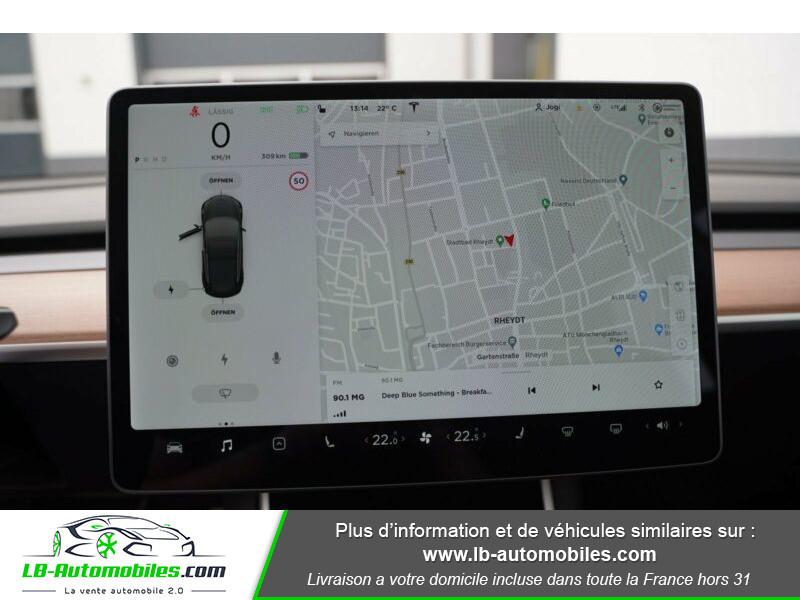 Tesla Model 3 standart plus range Bleu occasion à Beaupuy - photo n°7