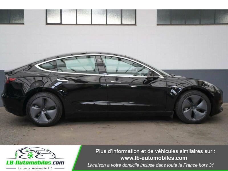 Tesla Model 3 standart  plus range Noir occasion à Beaupuy - photo n°4