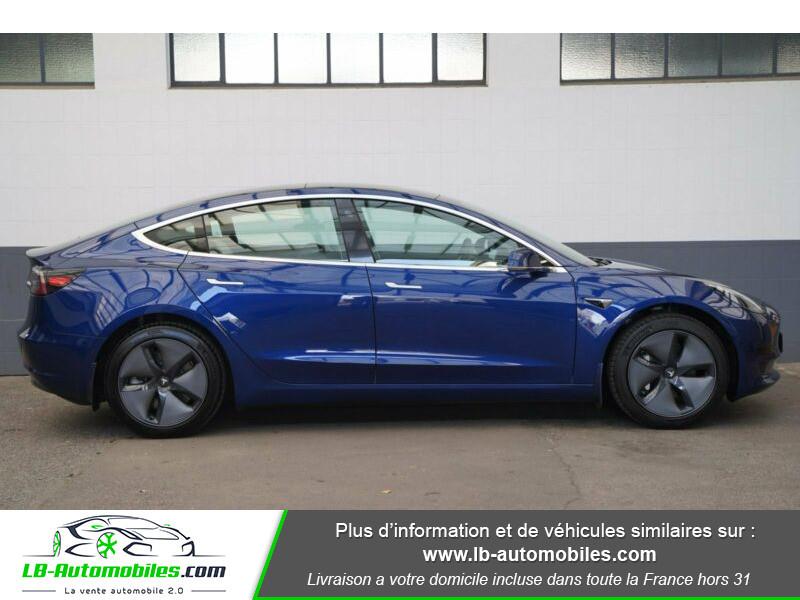 Tesla Model 3 standart plus range Bleu occasion à Beaupuy - photo n°11