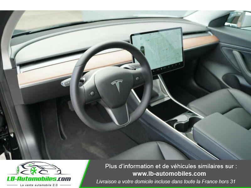 Tesla Model 3 standart  plus range Noir occasion à Beaupuy - photo n°2