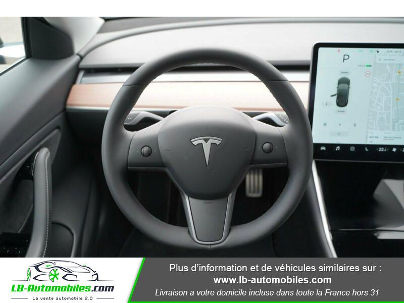 Tesla Model 3 standart plus range Bleu occasion à Beaupuy - photo n°9
