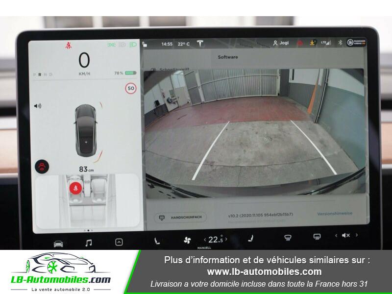 Tesla Model 3 standart plus Gris occasion à Beaupuy - photo n°7