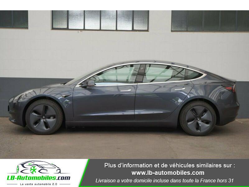Tesla Model 3 standart plus Gris occasion à Beaupuy - photo n°8